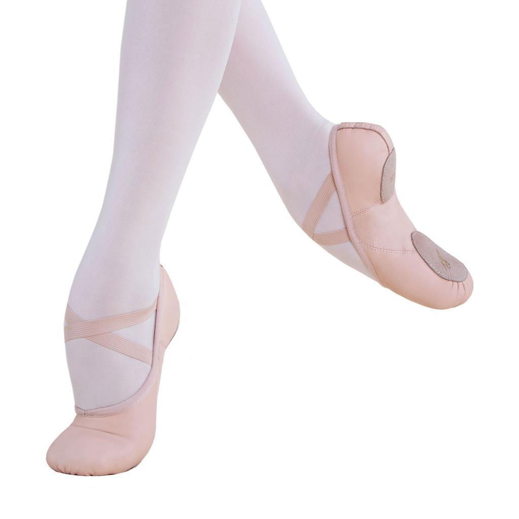 Energetiks Revelation Ballet Shoes - Mesh Split Sole Adults