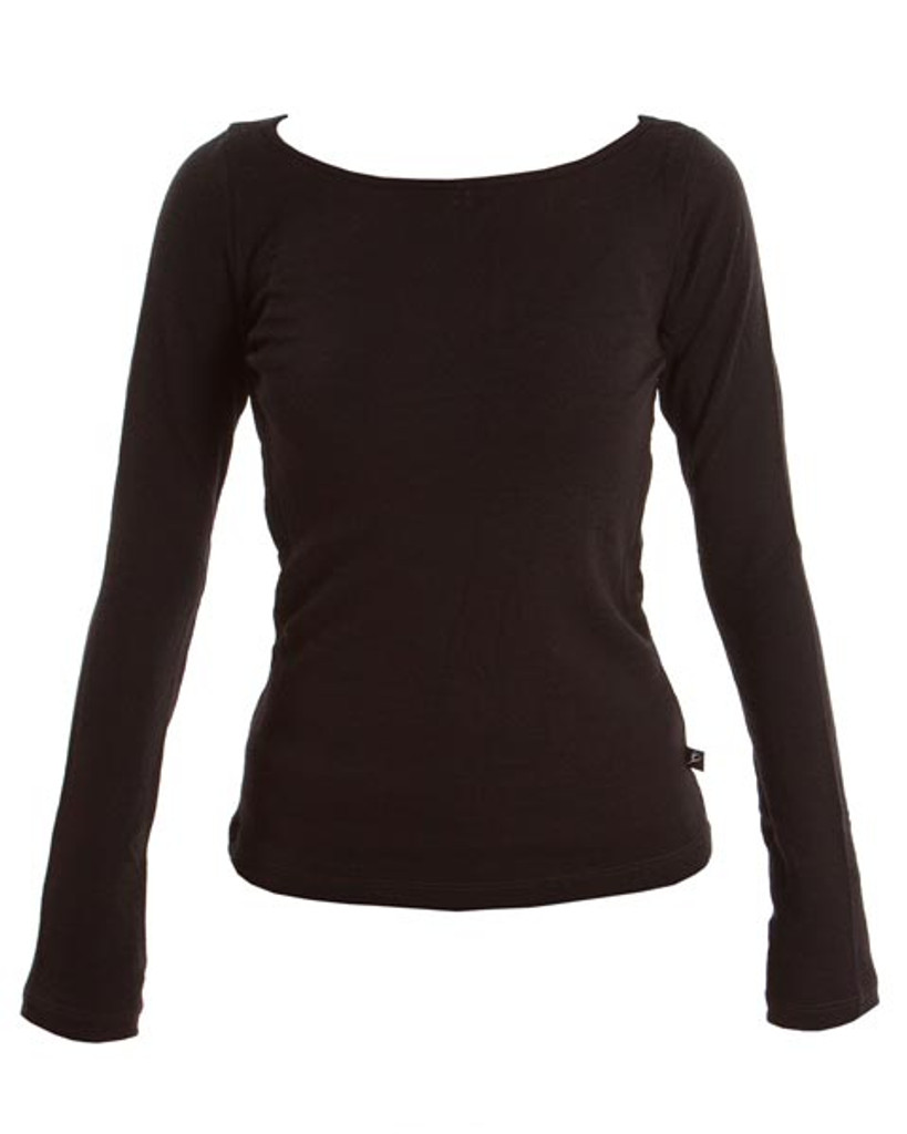 Pull Over Merino Wool ENERGETIKS MAW04 Black