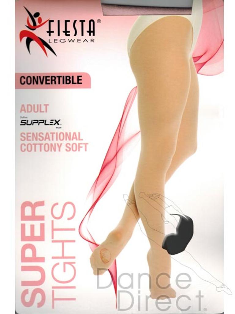 FIESTA Supplex Convertible Tights Flesh pink 1997C
