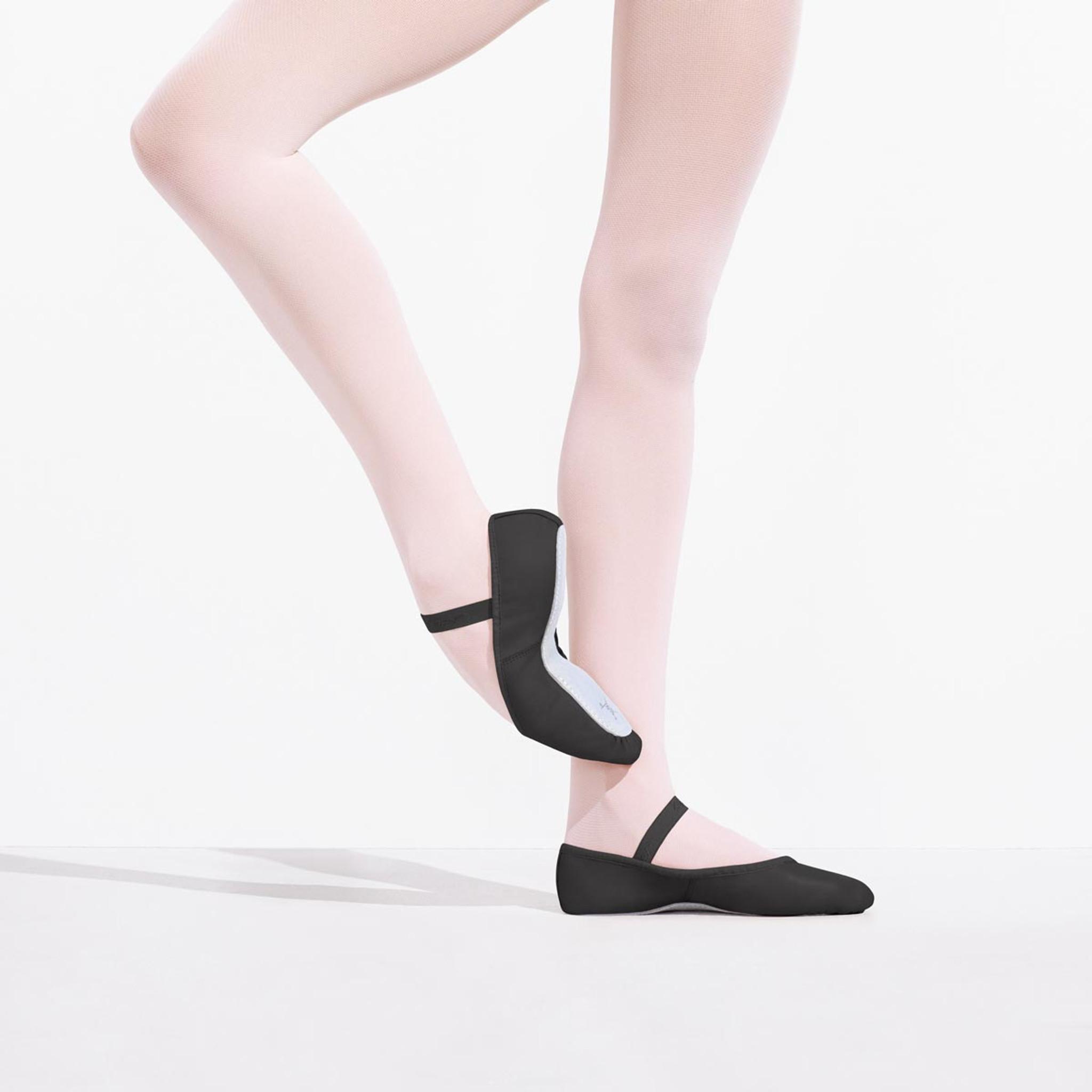 Black Ballet Shoe CAPEZIO 205
