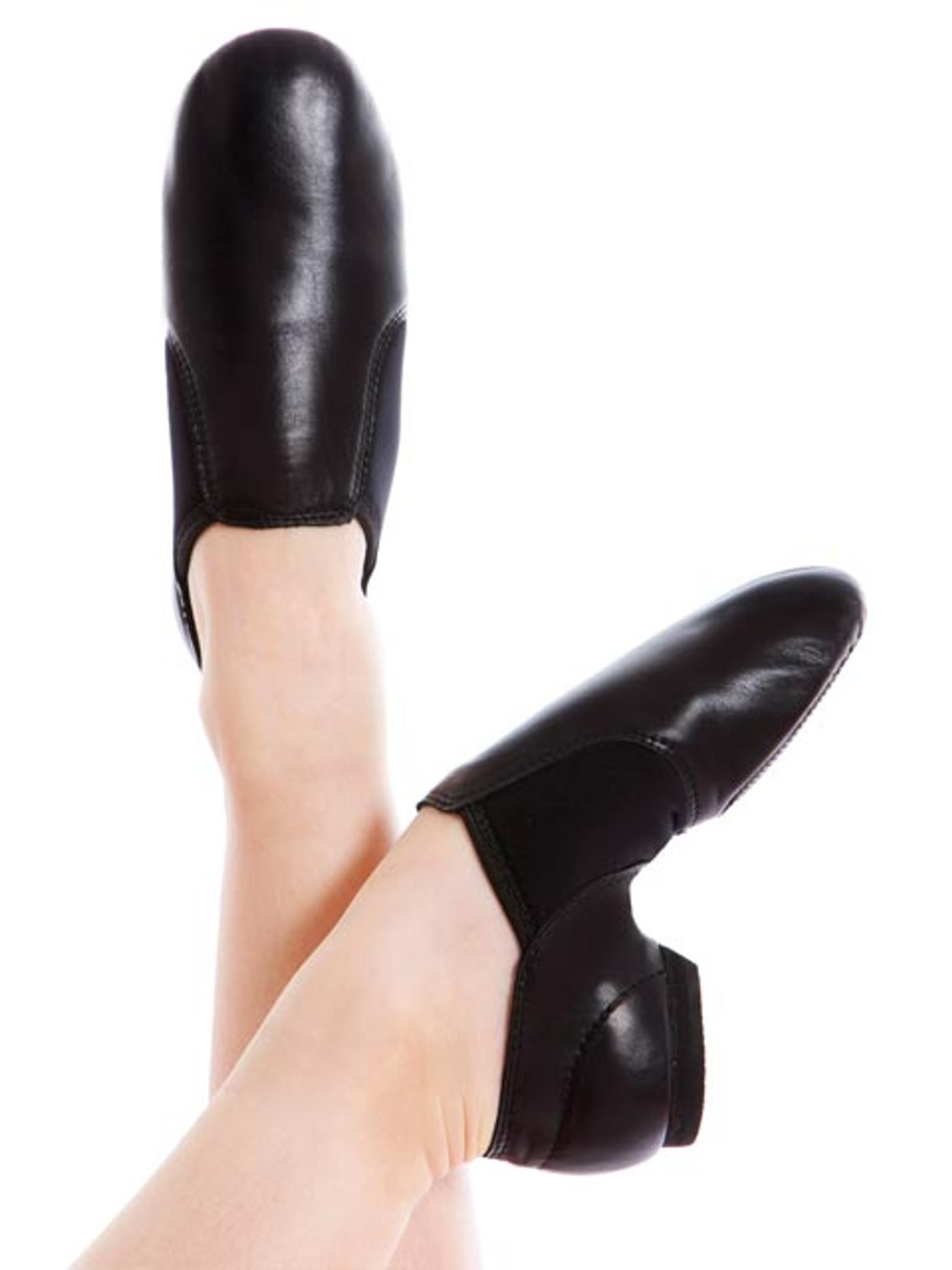 ENERGETIKS Debut Jazz Shoes JSC08 Black