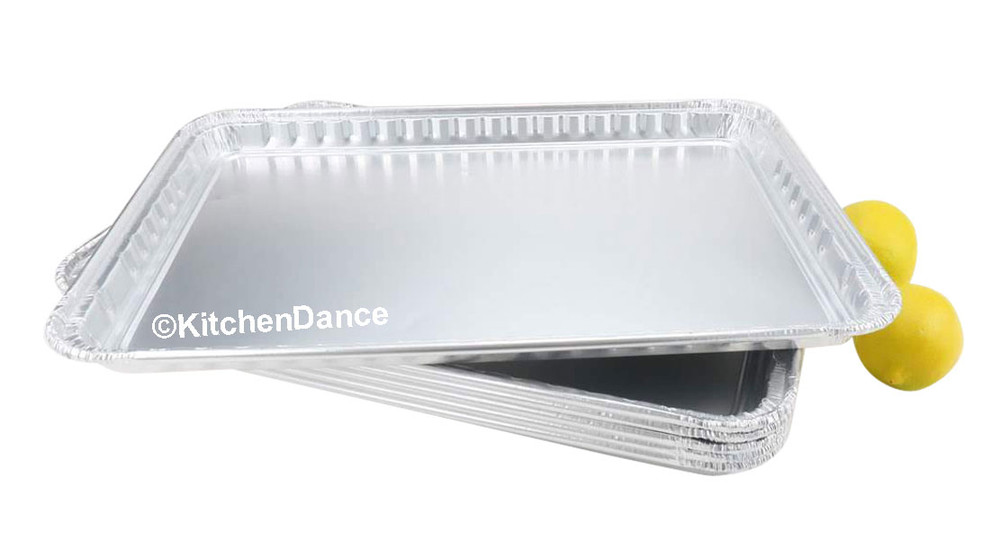 Aluminum Foil Cookie Sheet