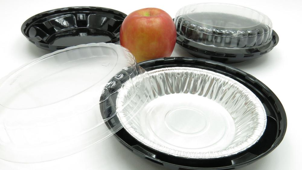 plastic pie container