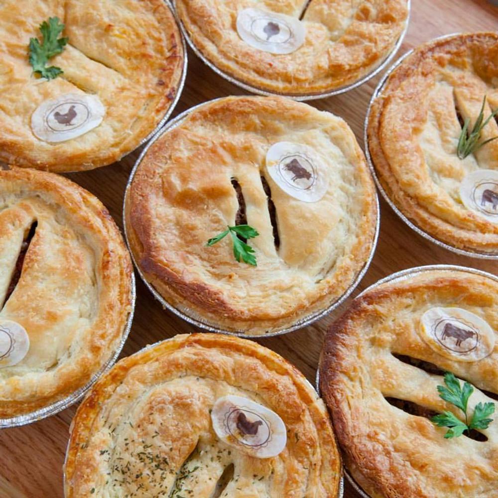 """5"""" pie"""