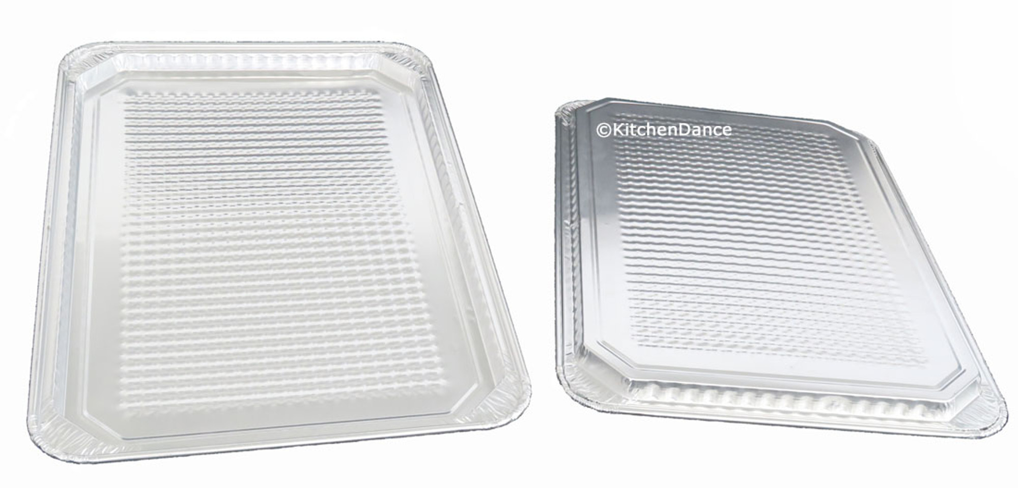 Disposable Waffle Bottom Cookie Sheet
