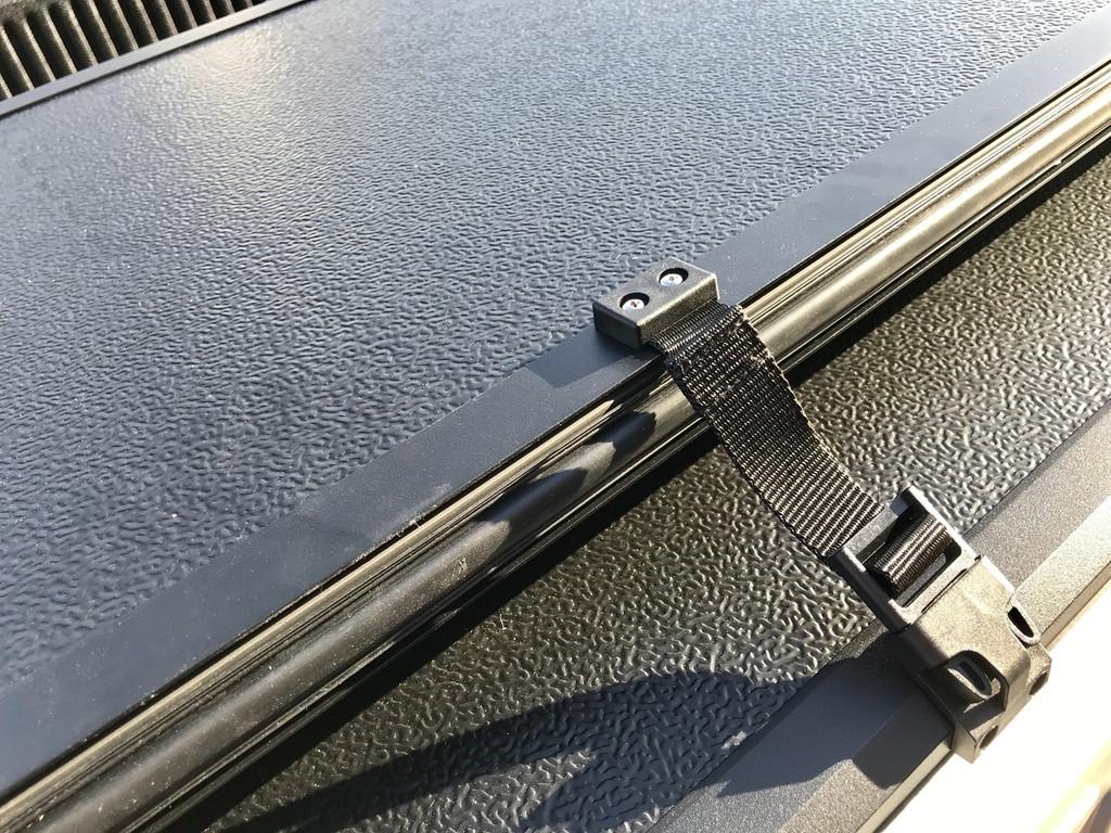 Tri-Fold Hard Lid Tonneau Cover for Toyota Hilux SR5 2015-2019