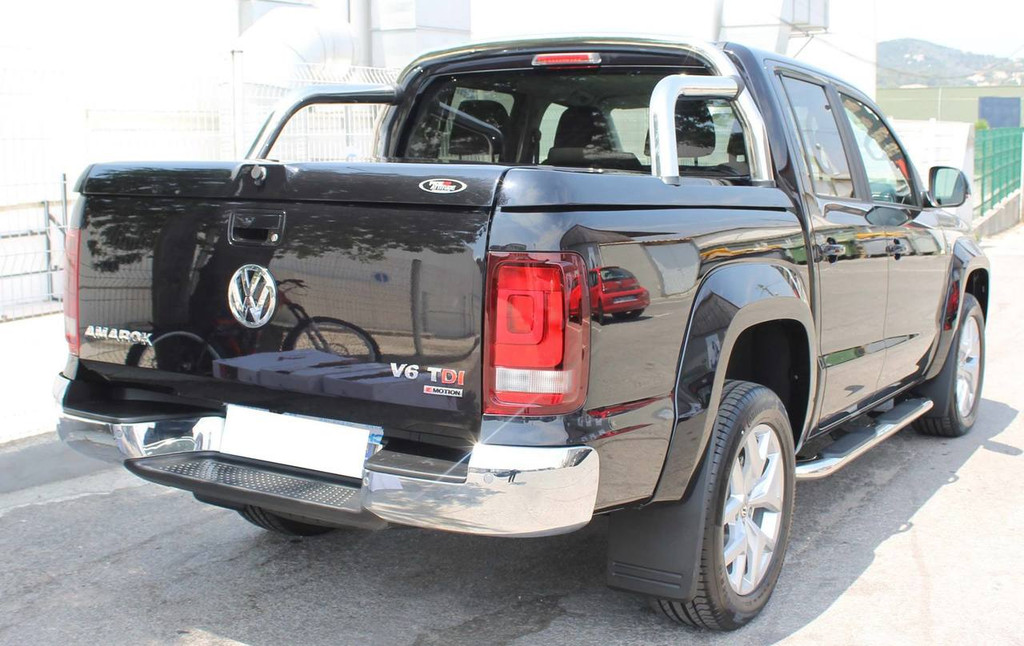3 Piece Hard Lid For Volkswagen Amarok 2010-2019