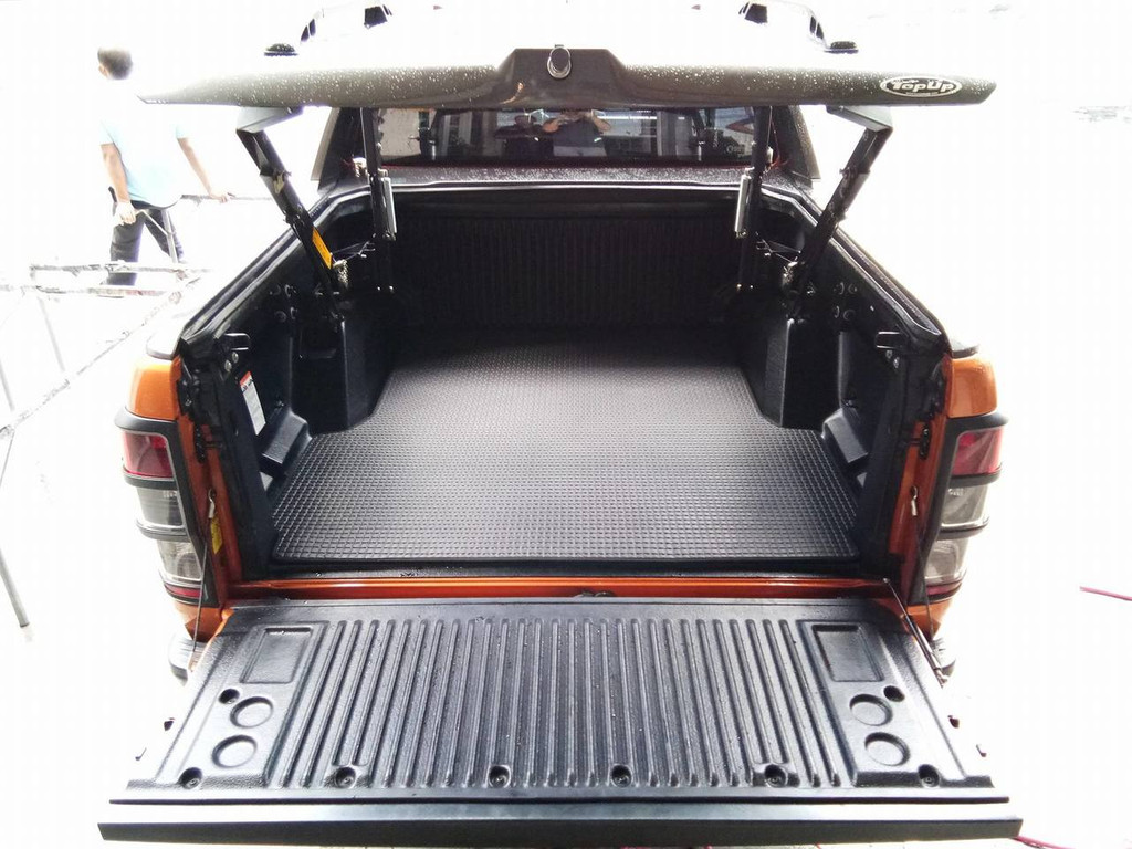 Tub Bed Rubber Mat For Ford Ranger T6