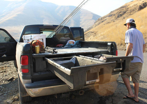 Decked Drawer System For Ford Ranger 2012-2019