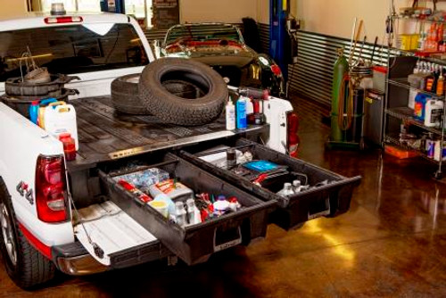 Decked drawer System For Holden Colorado 2012-2019