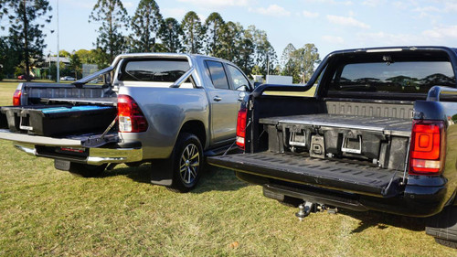 Decked Drawer System For Volkswagen Amarok 2010-2019