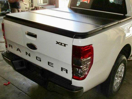 Tri-Fold Hard Lid Tonneau Cover for Ford Ranger 2012-2019