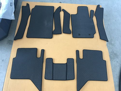 Floor Mats For Ford Ranger 2012-2019