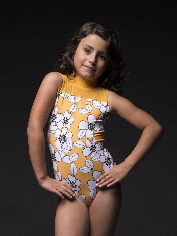 Elizabeth Kids Leotard
