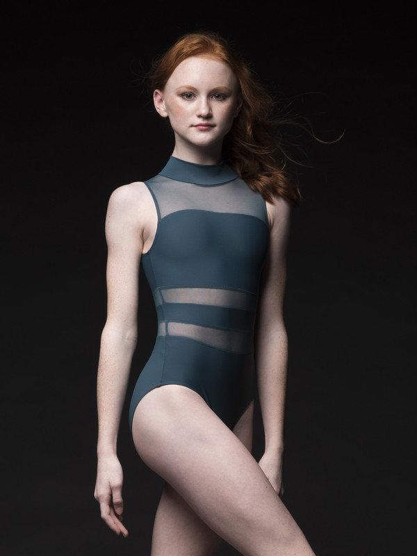 Zoe Kids Leotard
