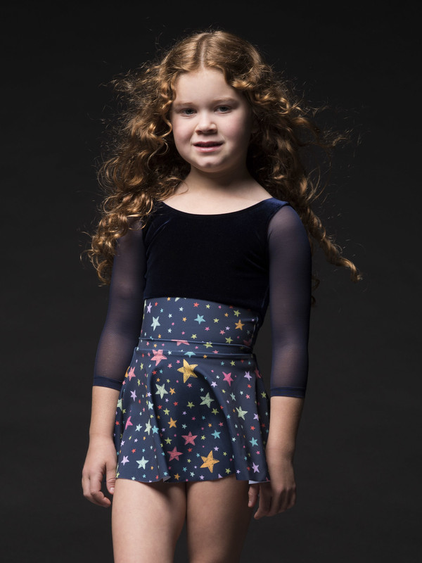 Seeing Stars Kids Flare Skirt  RTW