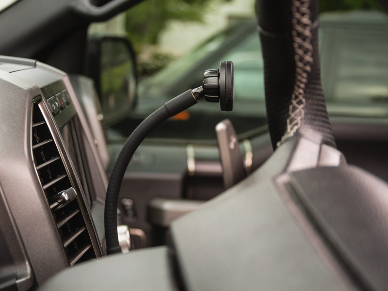 New Product: Gemini Phone Mount for F-150/Raptor
