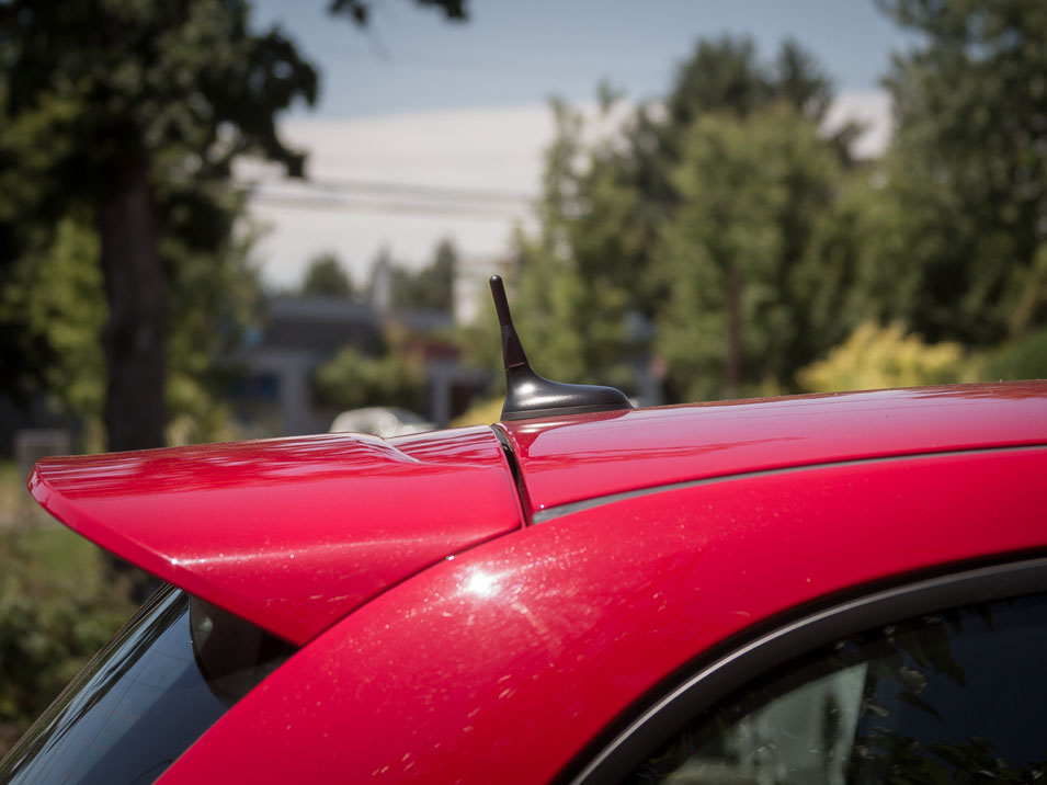 The Stubby Antenna for Fiat