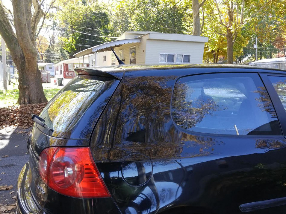 The Stubby Antenna for Volkswagen