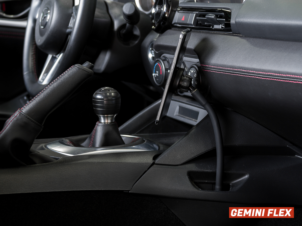 Gemini Device Mount for Fiat 124