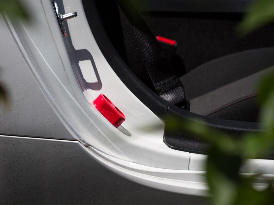 Door Bushings for Fiat 124