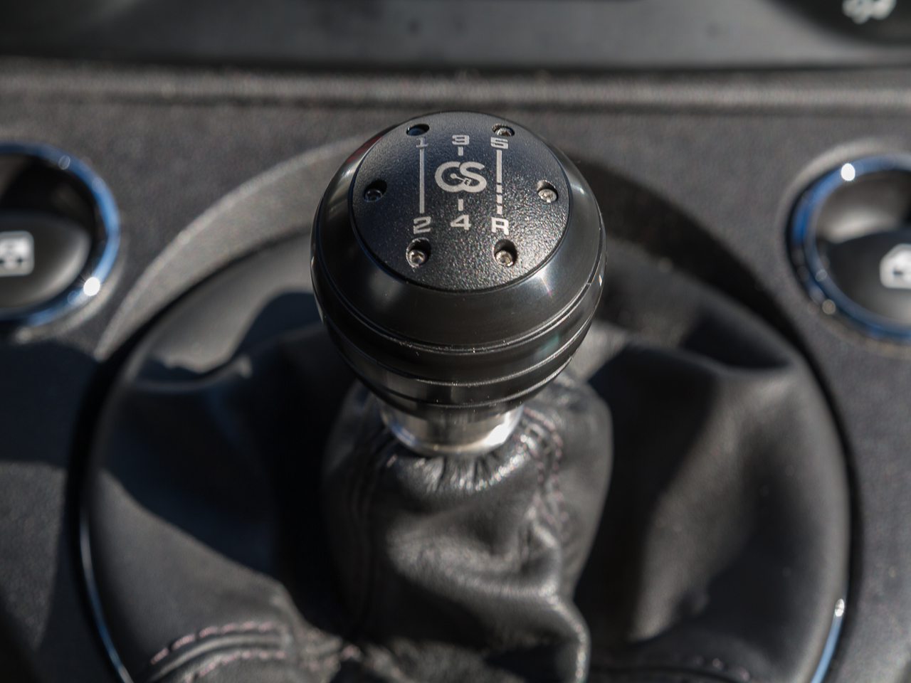 Short Shifter for Fiat 500 Abarth/Turbo