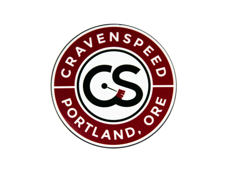 CravenSpeed Grill Badge