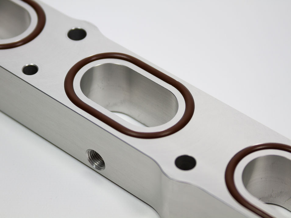Detail photo of The Koala Intake Manifold Spacer by CravenSpeed