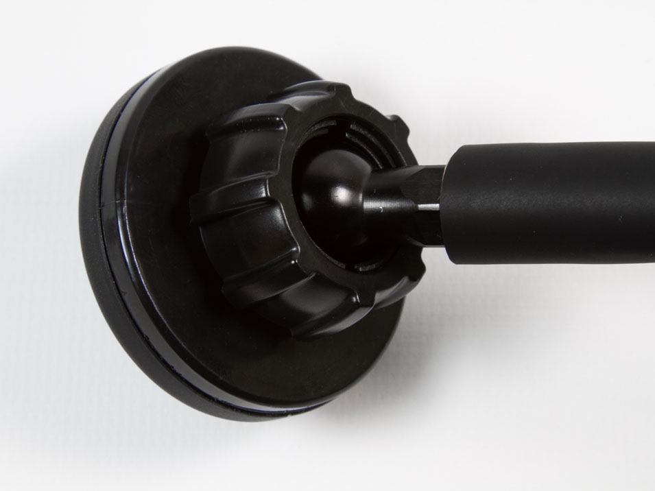 Magnet module ball-and-socket fitment of the CravenSpeed Gemini Phone Mount