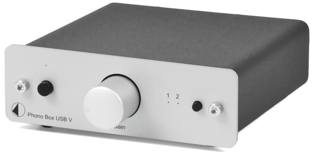 Project Phono Box USB Variable