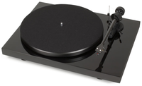 Project Debut Carbon DC Phono USB Piano Black