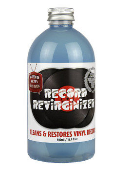 Record Revirginizer Record Cleaning Fluid