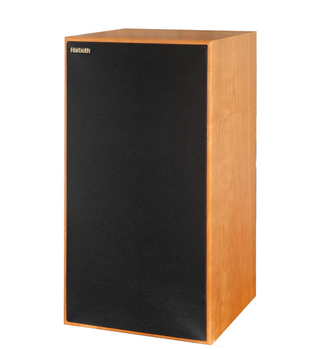 Harbeth Super HL5 Plus Loudspeakers in Cherry