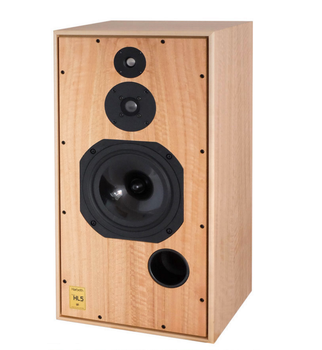 Harbeth Super HL5 Plus Loudspeakers in Eucalyptus