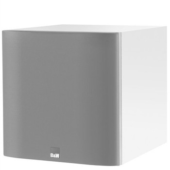 B&W ASW610XP White Active Subwoofer