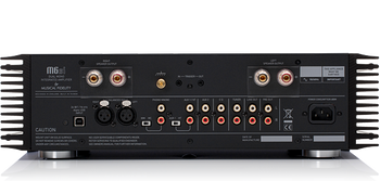 Musical Fidelity M6si Integrated Amplifier Silver