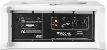 Focal Sub Air Subwoofer White