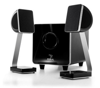Focal XS 2.1 Multimedia Sound System
