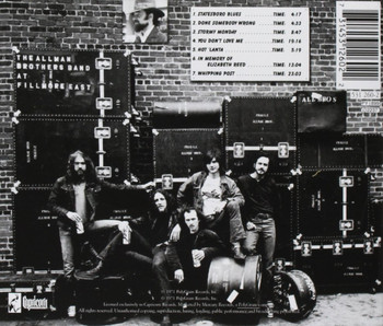 Allman Bros. Band - At Fillmore East 2LP
