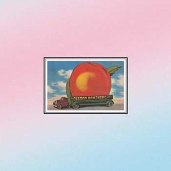 Allman Bros. Band - Eat A Peach 2LP