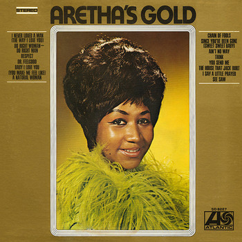 Aretha Franklin - Aretha's Gold 2LP