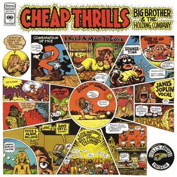 Big Bro + The Holding - Cheap Thrills 2LP