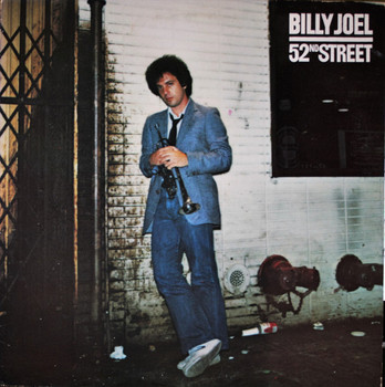 Billy Joel - 52nd Street 45RPM 2LP