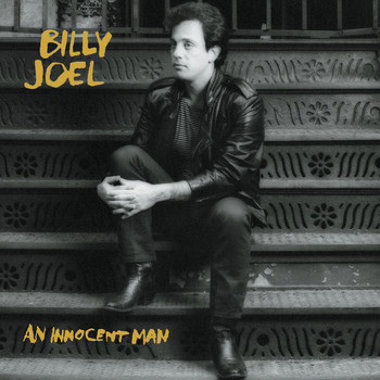 Billy Joel - An Innocent Man 2LP