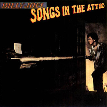 Billy Joel - Songs In The Attic 2LP