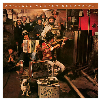 Bob Dylan + The Band - The Basement Tapes 2LP
