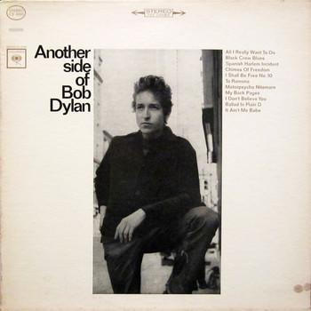 Bob Dylan - Another Side Of Bob Dylan 2LP