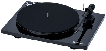 Project Essential III Phono Turntable