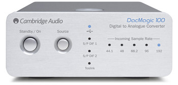 Cambridge Audio DacMagic 100 Digital to Analogue Converter