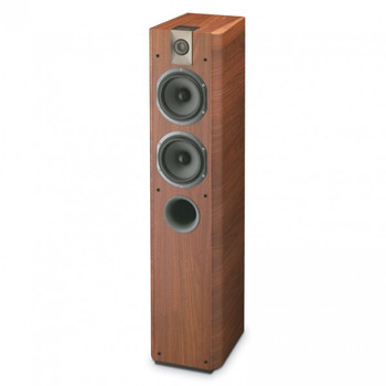 Focal Chorus 714 V Floorstanding Speakers in Walnut